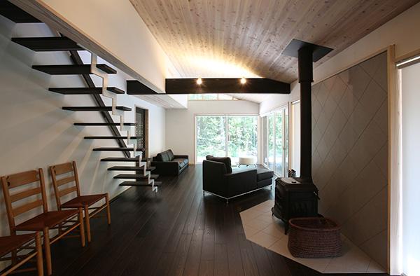 高級木造住宅