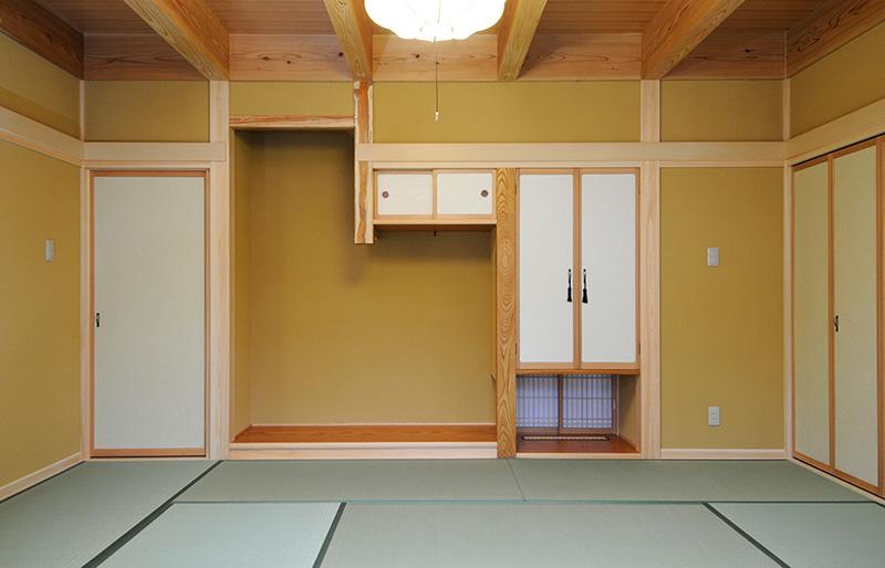 日本の風景に合う懐かしさを感じる家